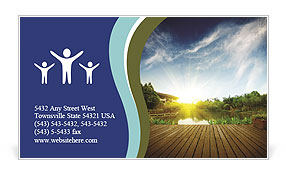 0000092109 Business Card Template