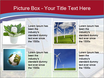 Collage of energy PowerPoint Template - Slide 14