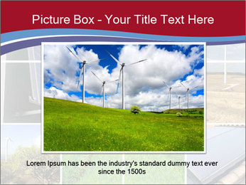 Collage of energy PowerPoint Template - Slide 15