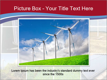 Collage of energy PowerPoint Template - Slide 16