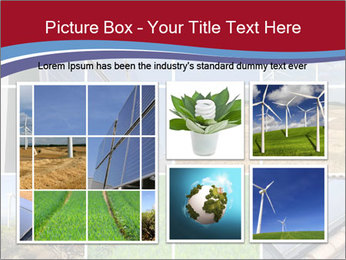 Collage of energy PowerPoint Template - Slide 19