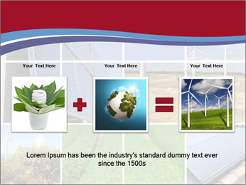 Collage of energy PowerPoint Template - Slide 22