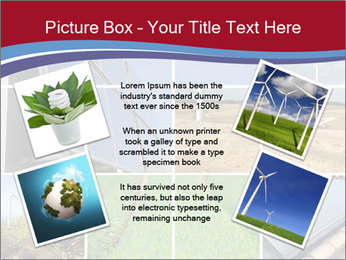 Collage of energy PowerPoint Template - Slide 24