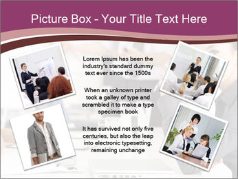 Attractive female PowerPoint Templates - Slide 24