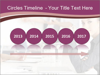 Attractive female PowerPoint Templates - Slide 29