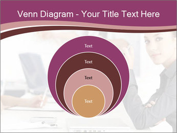 Attractive female PowerPoint Template - Slide 34