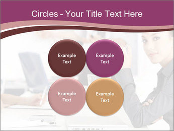 Attractive female PowerPoint Template - Slide 38