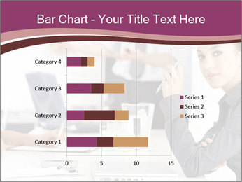 Attractive female PowerPoint Templates - Slide 52