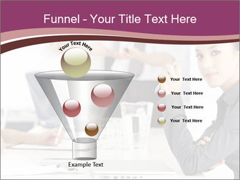 Attractive female PowerPoint Template - Slide 63