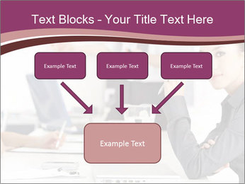 Attractive female PowerPoint Templates - Slide 70