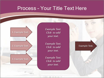 Attractive female PowerPoint Template - Slide 85