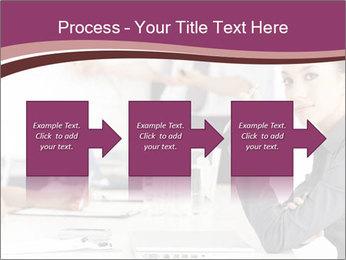 Attractive female PowerPoint Template - Slide 88