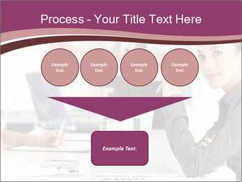 Attractive female PowerPoint Templates - Slide 93