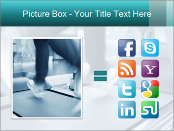 Running PowerPoint Templates - Slide 21