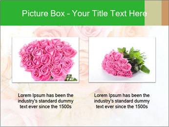 Wedding bouquet PowerPoint Templates - Slide 18
