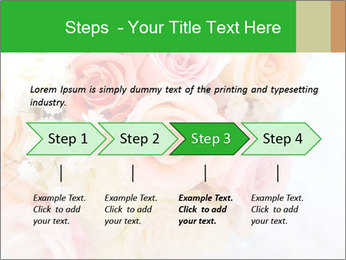 Wedding bouquet PowerPoint Templates - Slide 4
