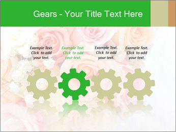 Wedding bouquet PowerPoint Templates - Slide 48