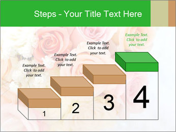 Wedding bouquet PowerPoint Templates - Slide 64