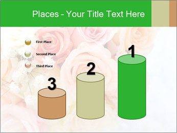 Wedding bouquet PowerPoint Templates - Slide 65