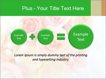 Wedding bouquet PowerPoint Templates - Slide 75