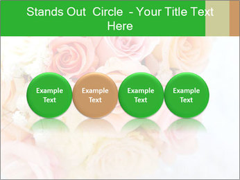 Wedding bouquet PowerPoint Templates - Slide 76