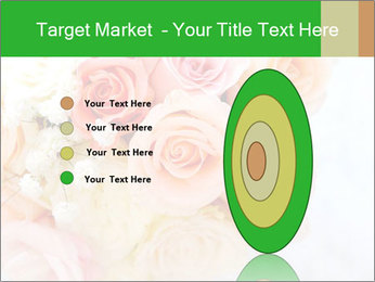 Wedding bouquet PowerPoint Templates - Slide 84