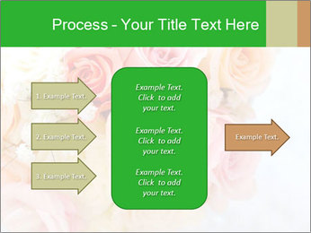 Wedding bouquet PowerPoint Templates - Slide 85