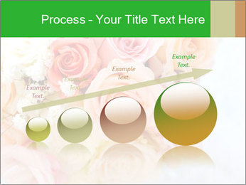 Wedding bouquet PowerPoint Templates - Slide 87