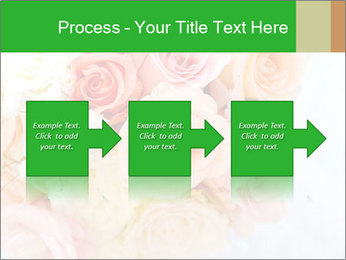 Wedding bouquet PowerPoint Templates - Slide 88