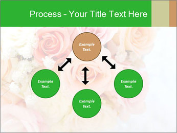 Wedding bouquet PowerPoint Templates - Slide 91
