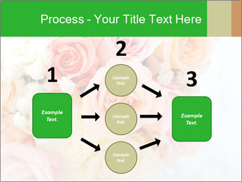 Wedding bouquet PowerPoint Templates - Slide 92