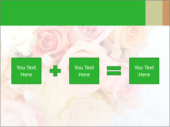 Wedding bouquet PowerPoint Templates - Slide 95