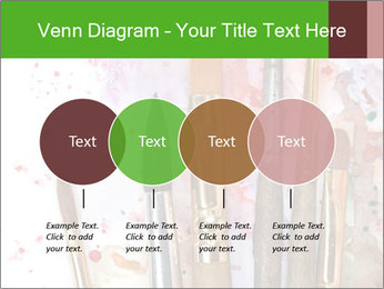 Watercolor palette PowerPoint Template - Slide 32