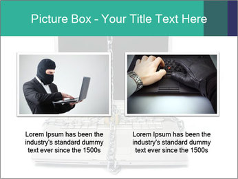 Laptop data PowerPoint Template - Slide 18