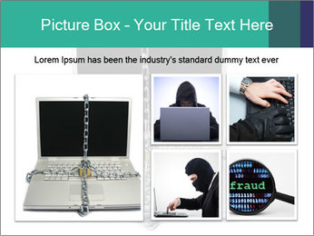 Laptop data PowerPoint Template - Slide 19
