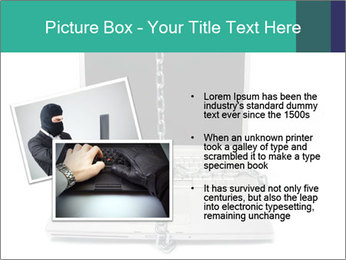 Laptop data PowerPoint Template - Slide 20