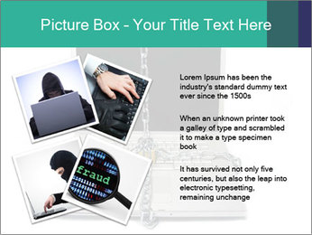 Laptop data PowerPoint Template - Slide 23