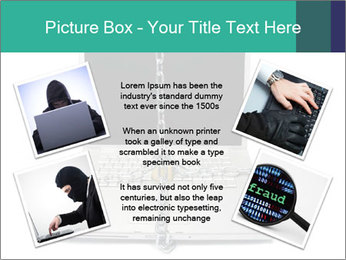 Laptop data PowerPoint Template - Slide 24