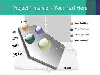 Laptop data PowerPoint Template - Slide 26
