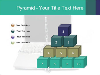 Laptop data PowerPoint Template - Slide 31
