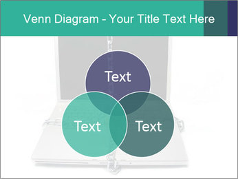 Laptop data PowerPoint Template - Slide 33