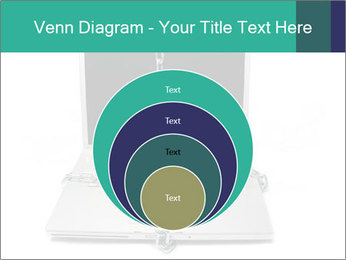 Laptop data PowerPoint Template - Slide 34