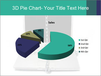 Laptop data PowerPoint Template - Slide 35