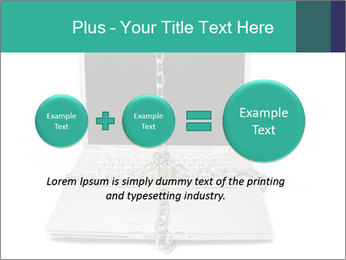 Laptop data PowerPoint Template - Slide 75