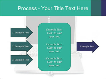 Laptop data PowerPoint Template - Slide 85