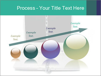 Laptop data PowerPoint Template - Slide 87