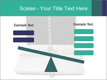 Laptop data PowerPoint Template - Slide 89