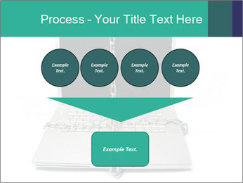 Laptop data PowerPoint Template - Slide 93