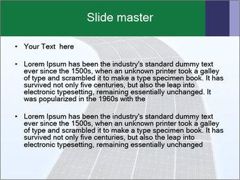 Solar panels PowerPoint Templates - Slide 2