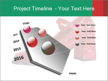Red Shoes PowerPoint Template - Slide 26